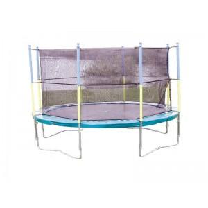 Cage trampoline