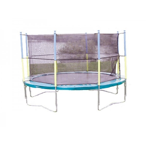 Cage trampoline