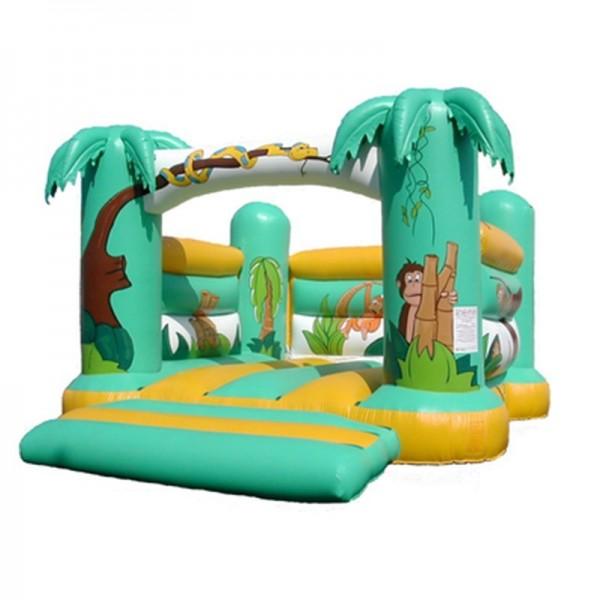 château gonflable mini jungle