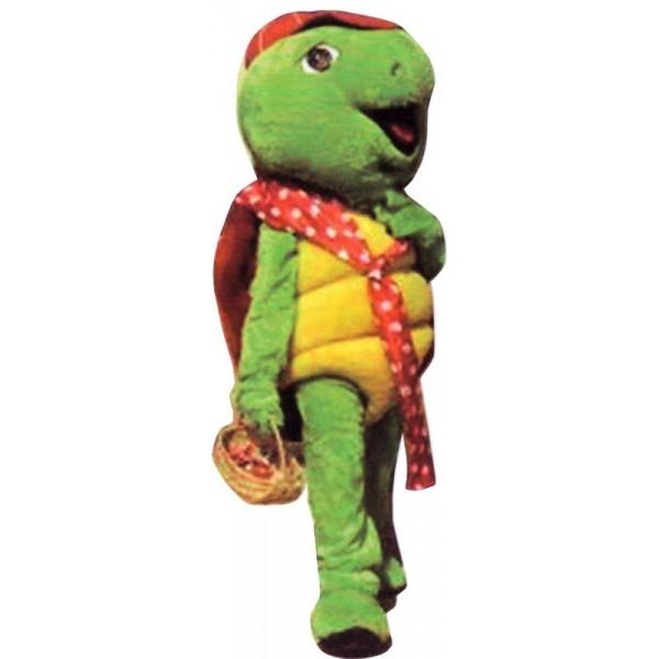 Mascotte géante tortue