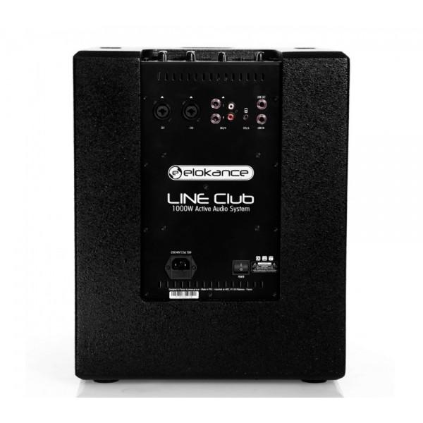 Système amplifié Line Club