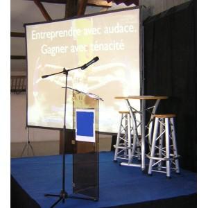 Pack discours & conférence (plus de 80 personnes)