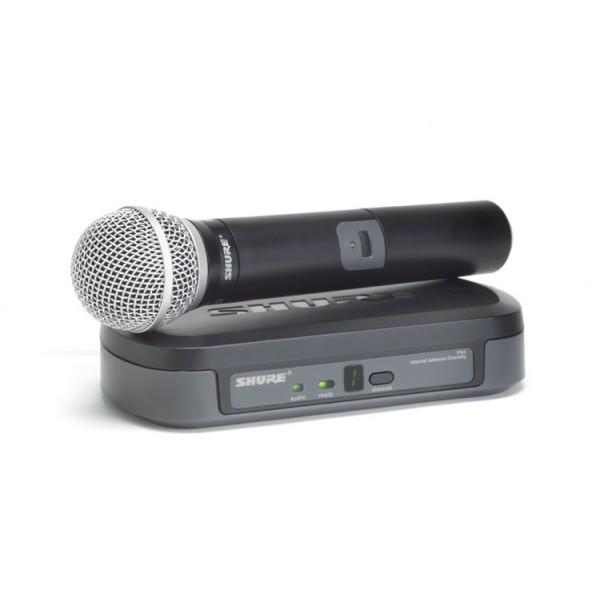 Micro HF main Shure