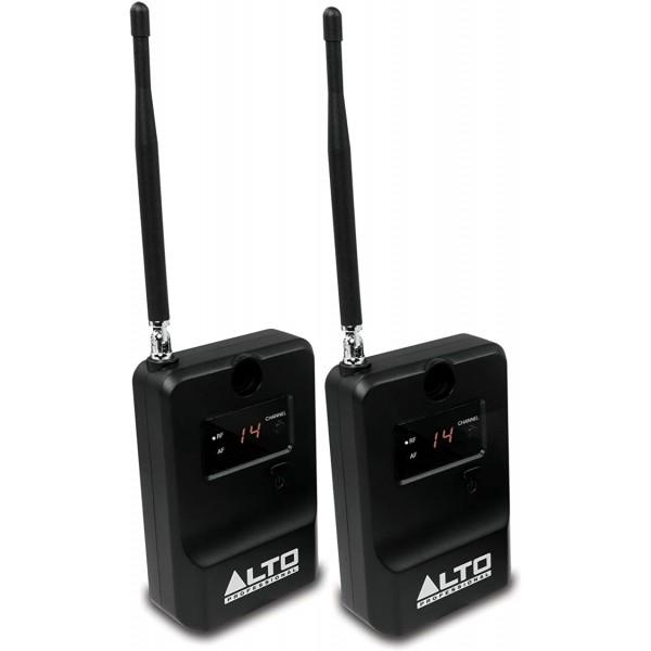 Transmetteur HF audio Alto