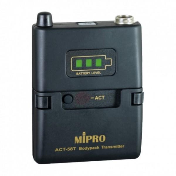 Micro HF serre tête Mipro