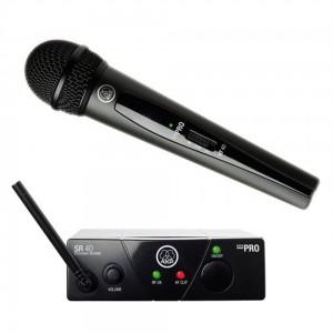 Micro HF main AKG - UHF