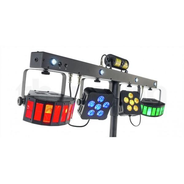 Pack jeux de lumière disco Gigbar