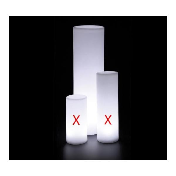 Colonne à LED multicouleur sans fil