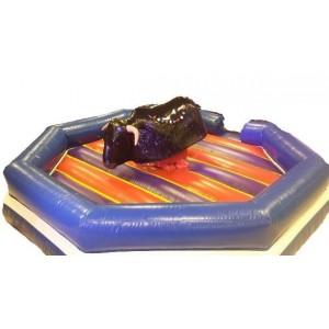 Taureau mécanique octogonal