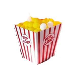 Cornet de pop corn géant