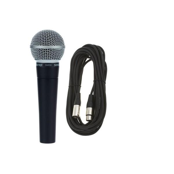 Micro fil SM58 Shure