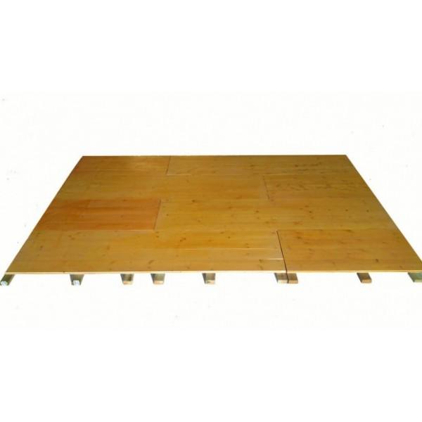 plancher parquet