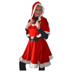 Costume de la mère Noël