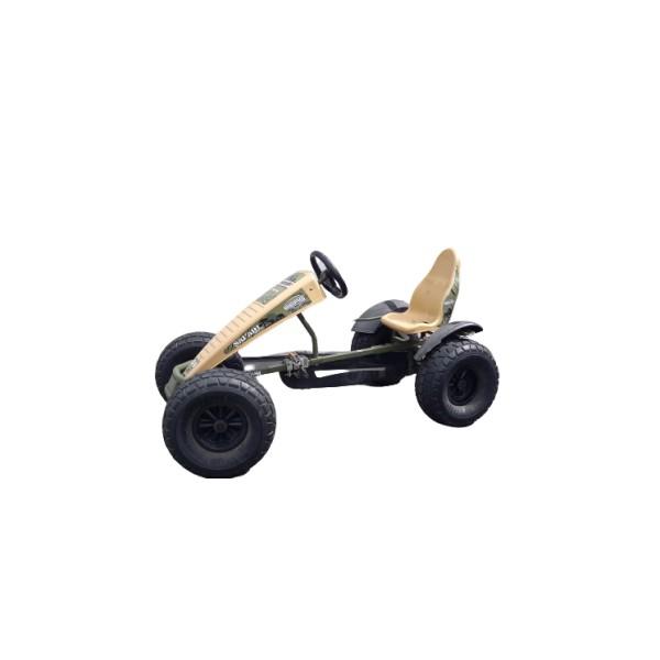 Karting à pédales modèle Safari