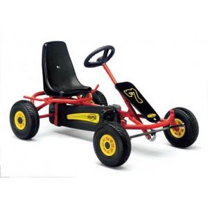 Karting à pédales adulte