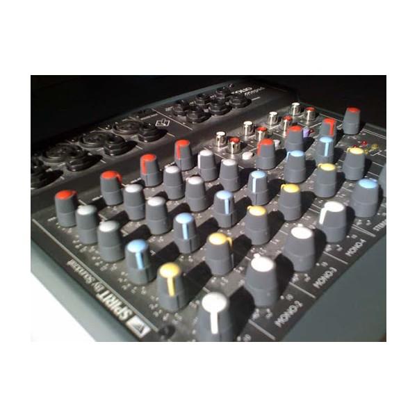 Table de mixage Soundcraft Spirit Notepad