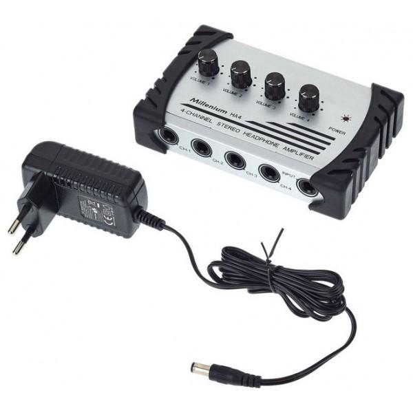Amplificateur de casque 4 canaux